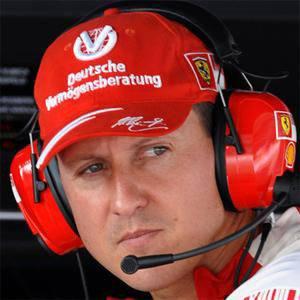 Michael Schumacher 1 of 10