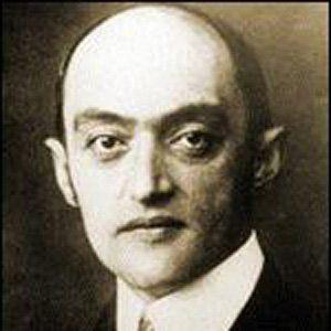 Joseph Schumpeter Headshot