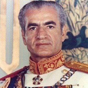 Mohammad Reza Shah 1 of 4