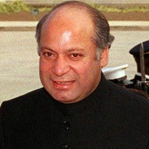 Nawaz Sharif Headshot