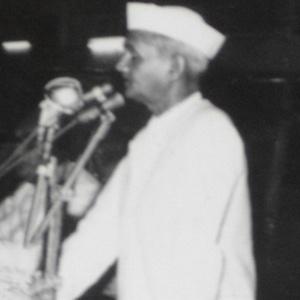 Lal Bahadur Shastri Headshot