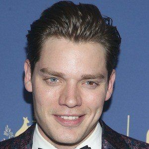 Dominic Sherwood 1 of 10
