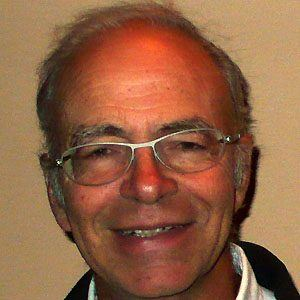 Peter Singer Headshot