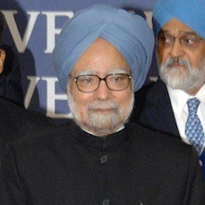 Manmohan Singh Headshot