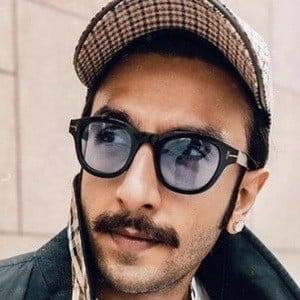 Ranveer Singh Headshot 1 of 10