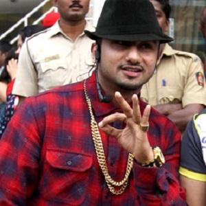 Yo Yo Honey Singh Headshot