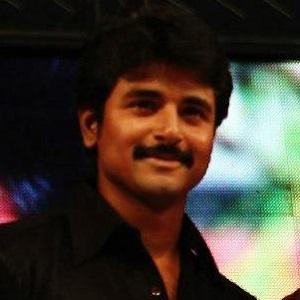 Indian Actor Sivakarthikeyan with his Family Rare Moments
