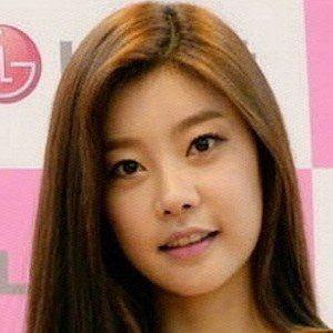 Park So-jin Headshot