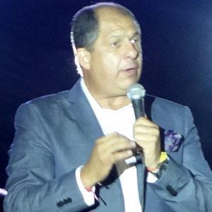 Luis Solis Headshot