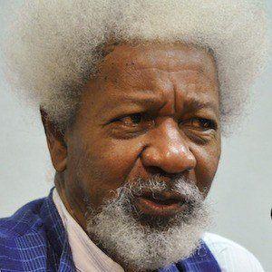 Wole Soyinka Headshot