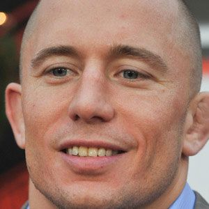 Georges St-Pierre 1 of 5