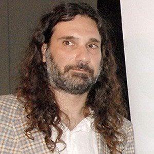 Dino Stamatopoulos Headshot