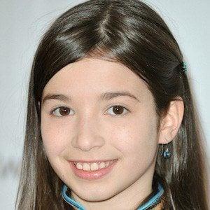 Olivia Steele-Falconer 1 of 2