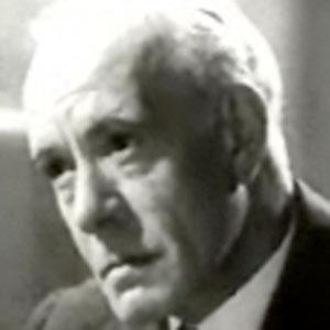 Lewis Stone Headshot