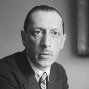 Igor Stravinsky 1 of 5