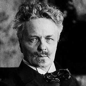 August Strindberg 1 of 4