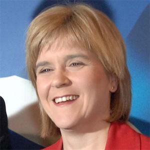 Nicola Sturgeon Headshot