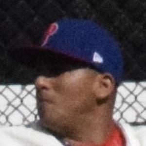 Ranger Suárez Headshot