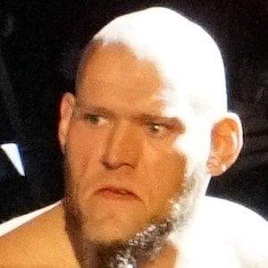 Lars Sullivan Headshot