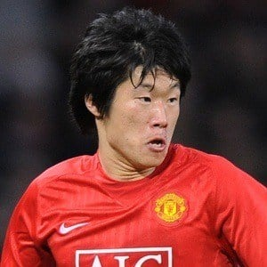 Park Ji-Sung 1 of 2