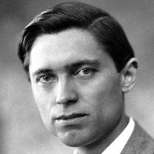 Theodor Svedberg Headshot