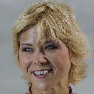 Tanja Szewczenko Headshot