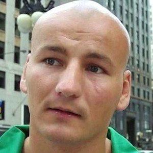 Artur Szpilka Headshot