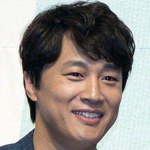 Cha Tae-hyun Headshot