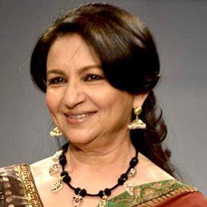 Sharmila Tagore Headshot