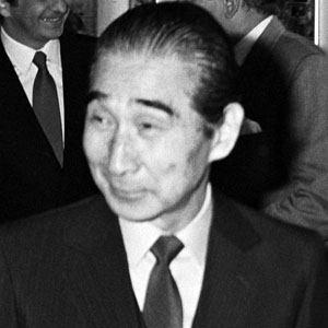 Kenzo Tange Headshot