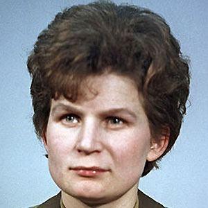 Valentina Tereshkova Headshot