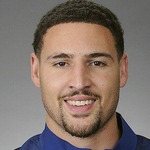 Klay Thompson 1 of 2