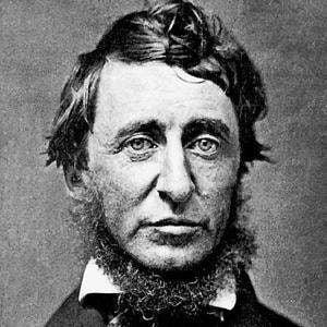 Henry David Thoreau 1 of 3