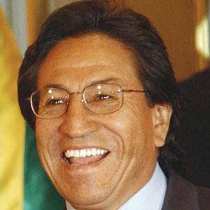 Alejandro Toledo Headshot