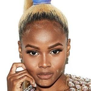 Azia Toussaint Headshot