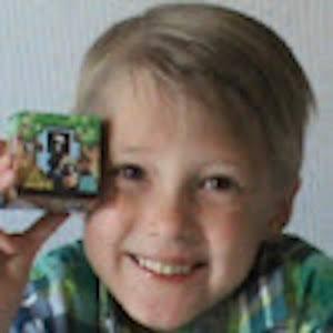 Kalebs Toy Box Headshot
