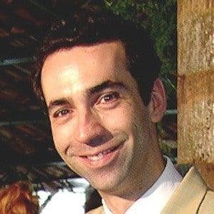 César Tralli Headshot