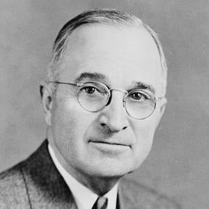 Harry S. Truman 1 of 6