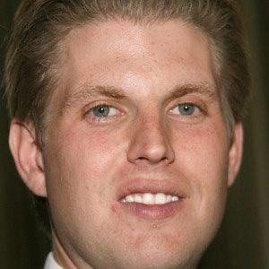 Eric Trump 1 of 6