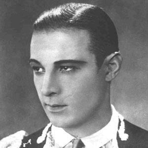 Rudolph Valentino Headshot 1 of 5