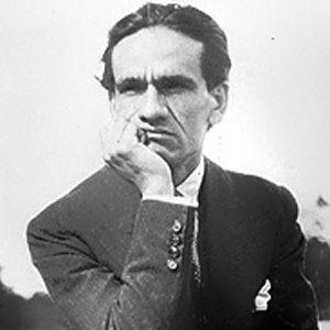 Cesar Vallejo Headshot