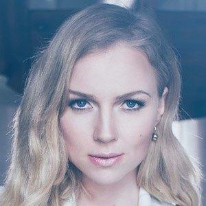 Anna Zayachkivska-model