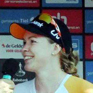 Anna Van der Breggen 1 of 2