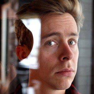 Jonas Van Geel Headshot