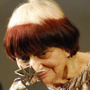 Agnes Varda Headshot