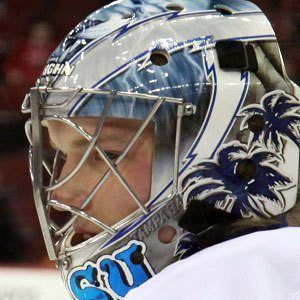 Andrei Vasilevskiy Headshot