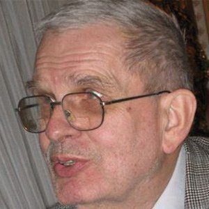 Tomas Venclova Headshot