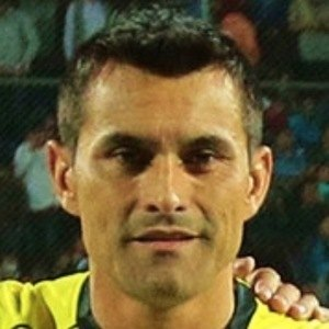 Justo Villar Viveros Headshot
