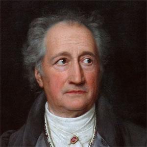 Johann von Goethe Headshot