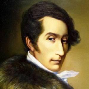 Carl Maria von Weber Headshot